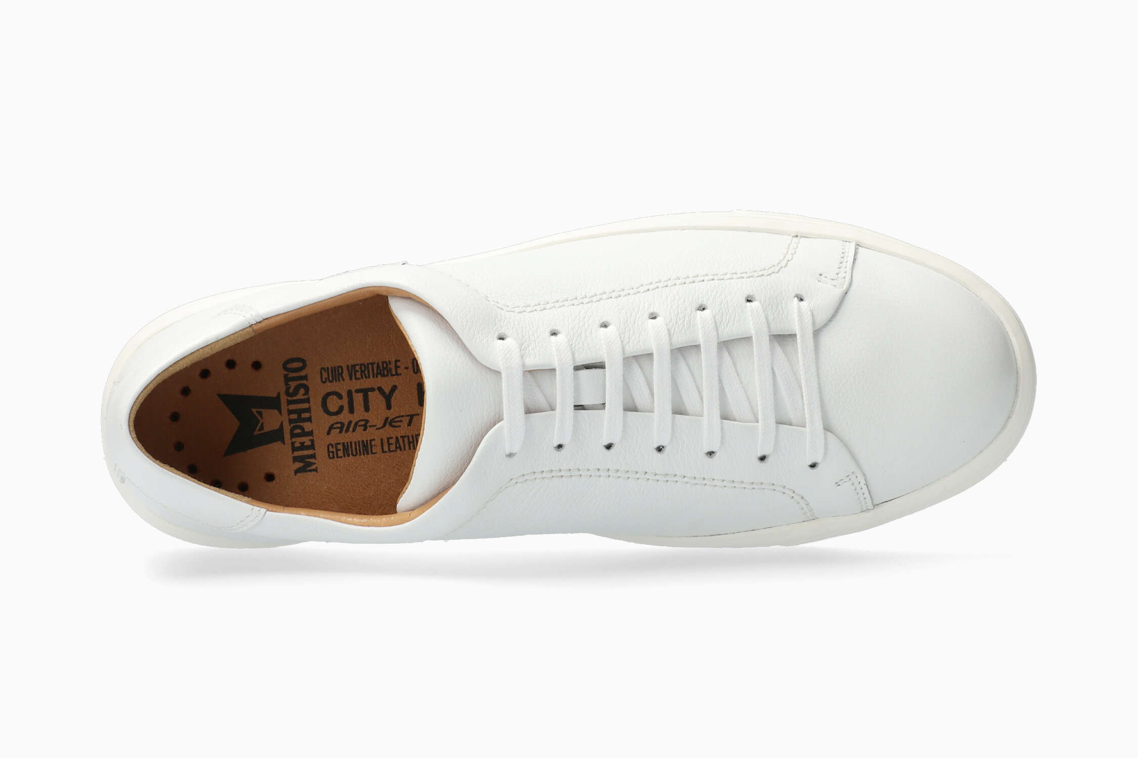CRISTIANO EMPIRE WHITE