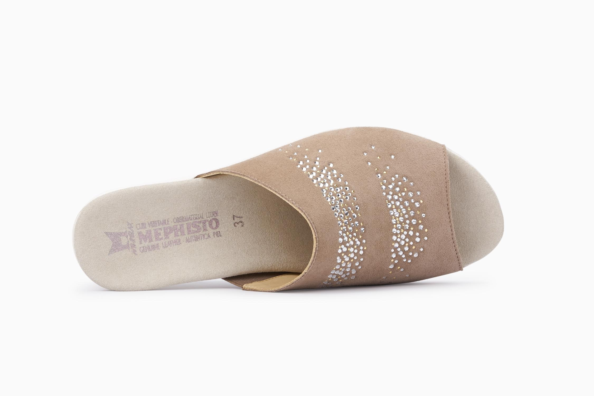 ENZIASPARK LIGHT TAUPE