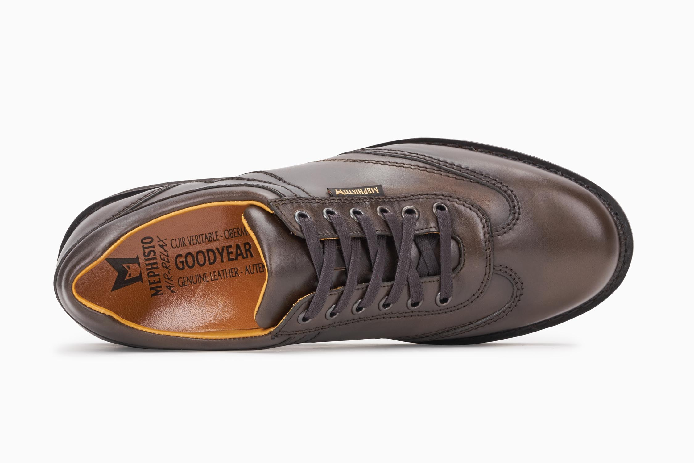 ADRIANO DARK BROWN