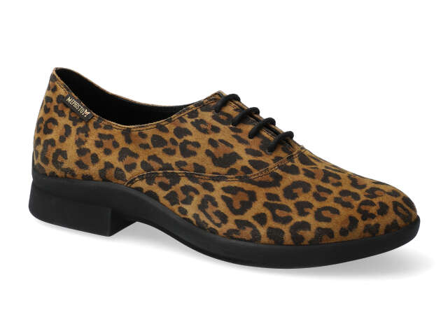 SYLA LEOPARDO DARK BROWN